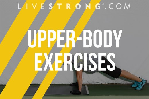 Upper-Body Exercises