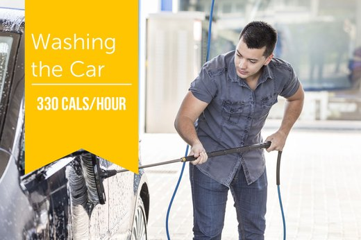 9. Wash the Car