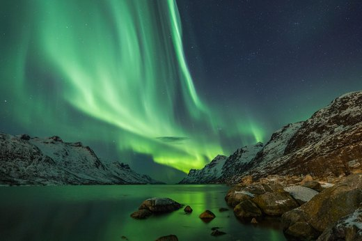 1. See the Northern Lights