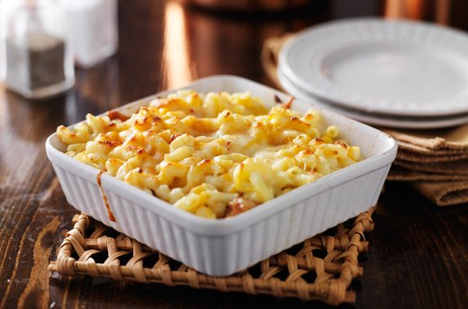 3. Mac and Cheese