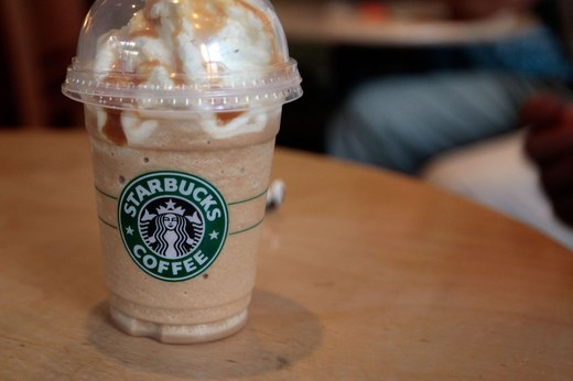 "1. If You Crave a Frappuccino, Choose ""Light"" Frappuccino Base"