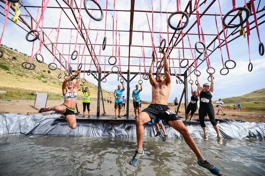 7. Rugged Maniac Race: The Ringer