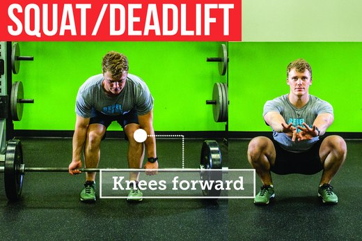 6. Squat and Deadlift