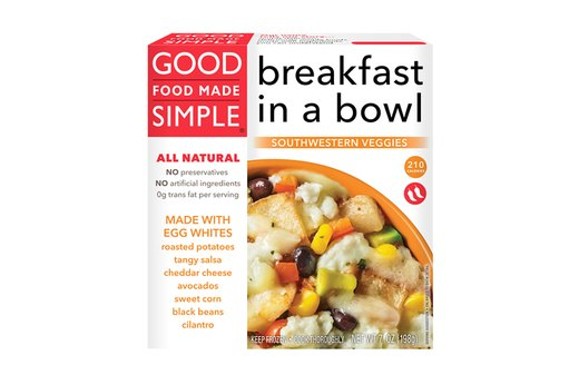6. Good Food Made Simple Breakfast in a Bowl