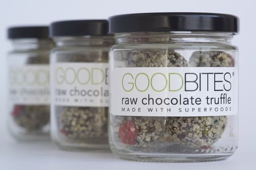 7. Good Bites Raw Superfood Truffles