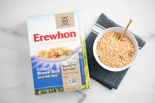 Better-for-You Swap: Erewhon Crispy Brown Rice Cereal
