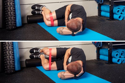 3. Side-Lying Glute Max