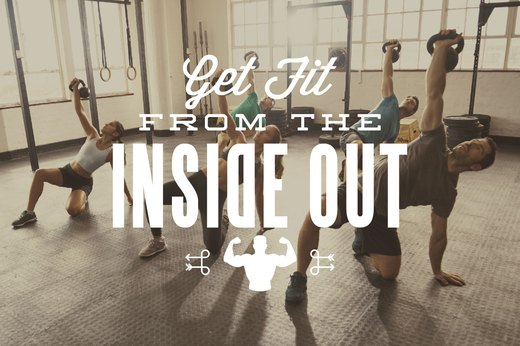 2. Get Fit From the Inside Out