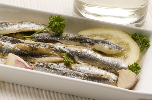 6. Anchovies