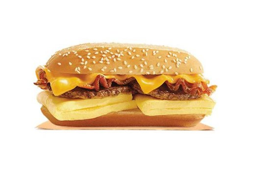WORST: Burger King Supreme Breakfast Sandwich