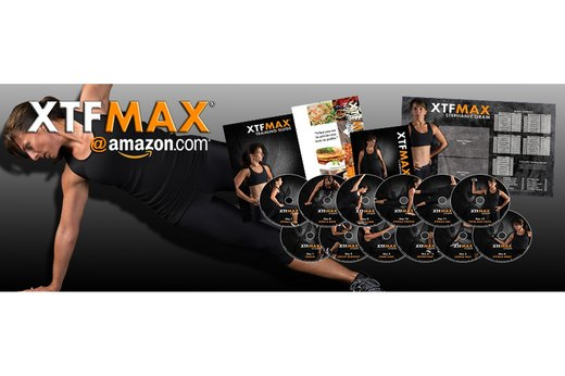 8. XTFMAX: Find Your Shape DVD Set