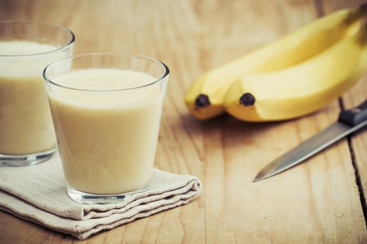 15. Peanut Butter-Banana Post-Workout Shake