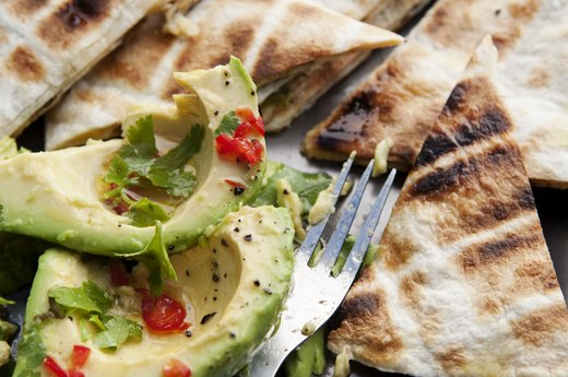 10. Harvest Time Quesadillas