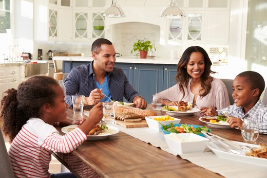 DO: Prioritize Family Meals