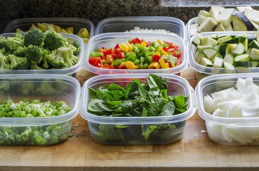 3. Create a Weekly Meal Plan