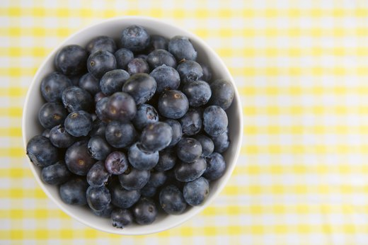 3. Blueberries