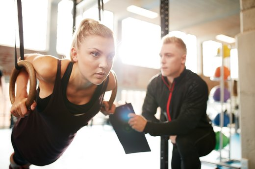 4. Hire a Trainer