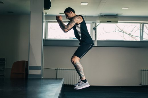 2. FOR: Squats; DO: Vertical Jumps