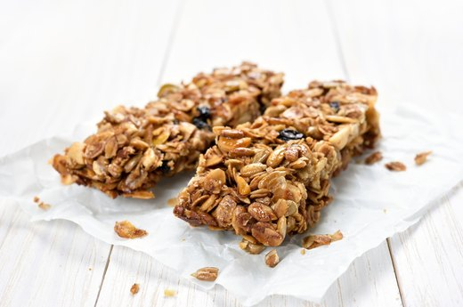 "3. More Wholesome ""Energy"" Bars"
