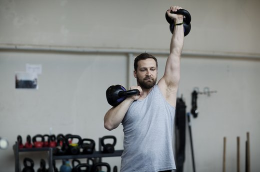 6. Kettlebells Engage More Muscles.