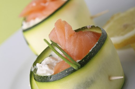 8. Smoked Salmon Wheel