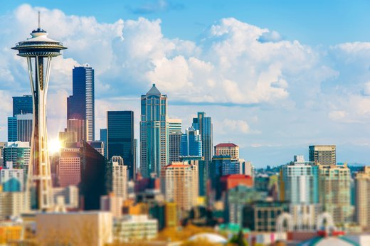 13. Seattle, Washington