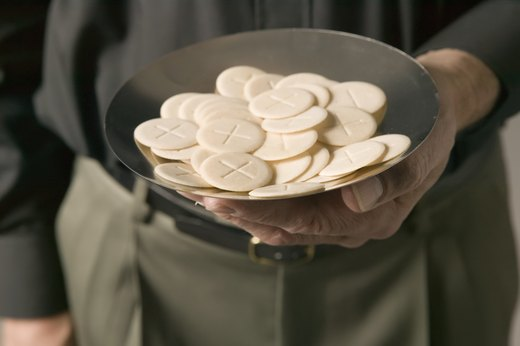 15. Communion Wafers