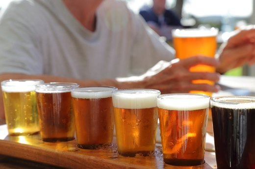 12. Sip a Beer After a Workout