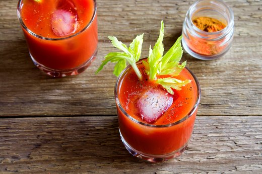 3. Toast to Brunch With a Bloody Mary