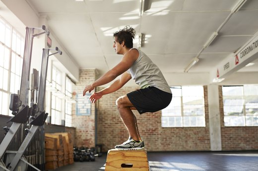 10. Box Jumps