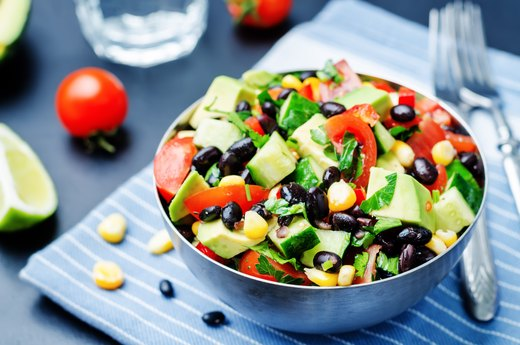 6. Seasonal Salads and Dips