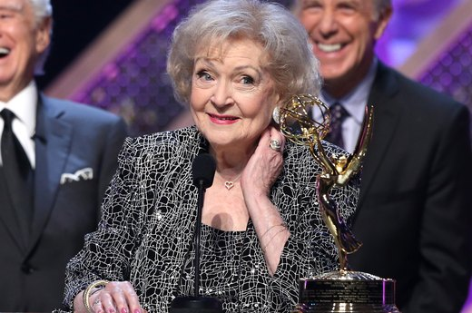 2. Betty White
