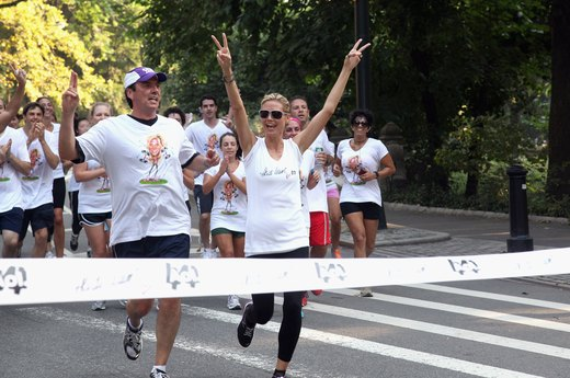 Reese Witherspoon, Katie Holmes and 20 Other Celebrities Who Run