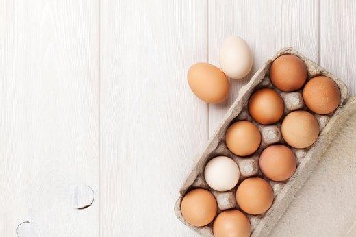 1. Whole Eggs