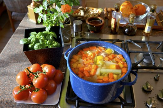 2. Boiling Your Veggies
