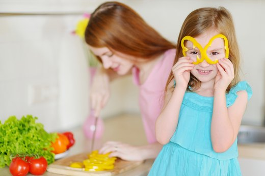 DO: Make Eating Healthy a Fun Activity