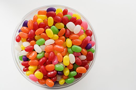 BEST: Jelly Beans With Natural Flavorings