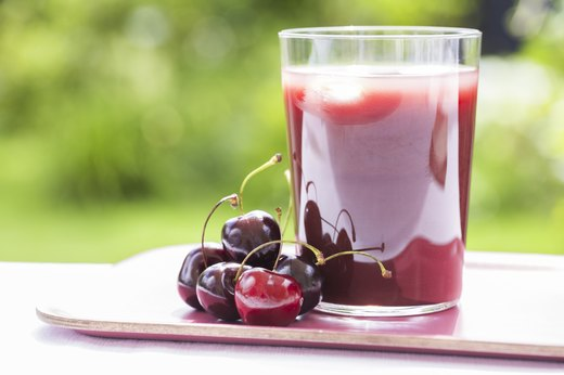 10. Swig Cherry Juice to Squash Muscle Soreness