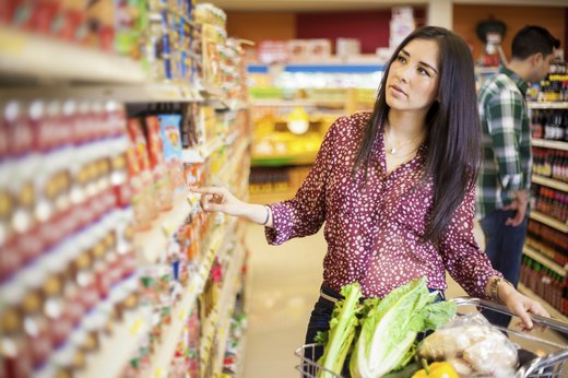When to Spend and When to Save at the Grocery Store