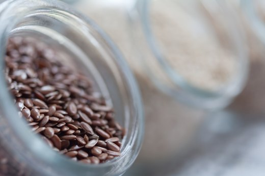 5. Ground Flaxseed (Flax Meal)