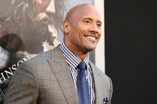 "5. Dwayne ""The Rock"" Johnson: Pancakes"