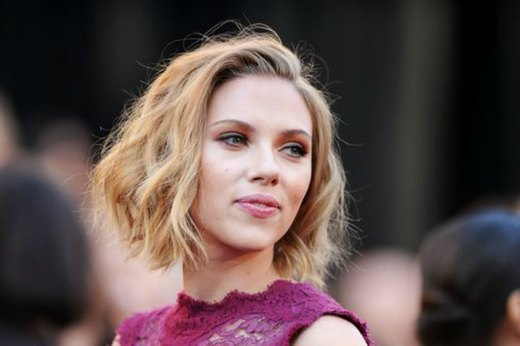 10. Scarlett Johansson: Buffalo Chicken Wings