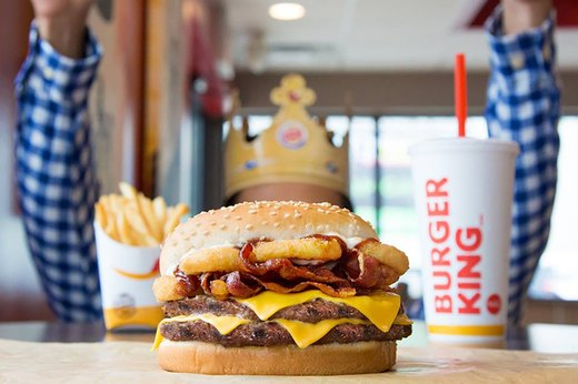 2. Rodeo King at Burger King
