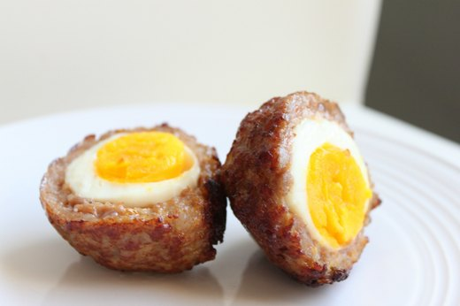 Primal Scotch Eggs
