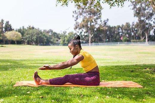 9 Yoga Poses for Period Cramp Relief | LIVESTRONG.COM