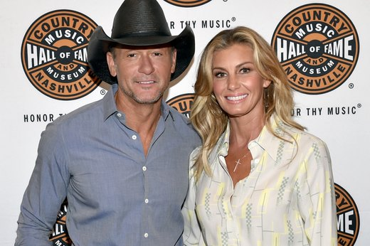 She and Tim McGraw Eat In