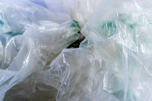 2. Plastic Bags and Saran Wrap