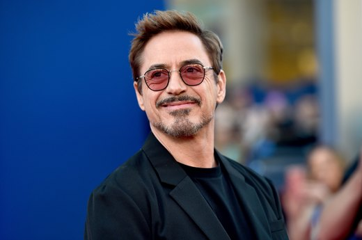 9. Robert Downey Jr.