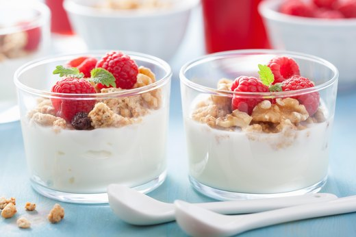 8. Greek Yogurt Parfait