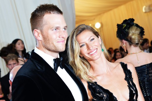 1. Tom Brady and Gisele Bündchen: The Couple Who Diets Together